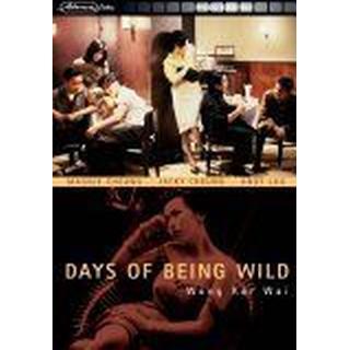 Days of Being Wild [DVD]